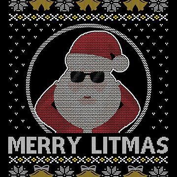 Merry Litmas by adjua
