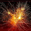 Fireworks Evening by hurmerinta