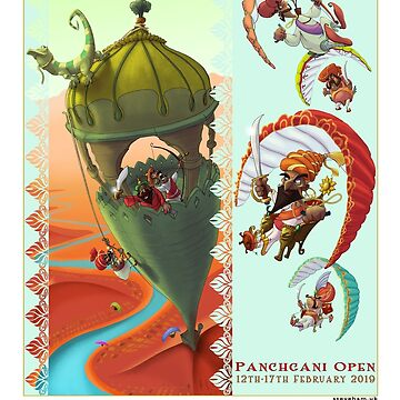 Shivanji and the Indian Open  by steveham