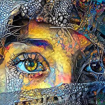 Eyes by blacknight