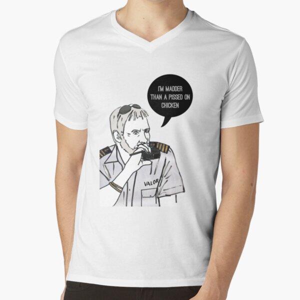 The Captain V-Neck T-Shirt