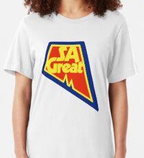 SA Great Slim Fit T-Shirt