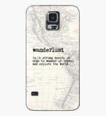 Wanderlust Case/Skin for Samsung Galaxy