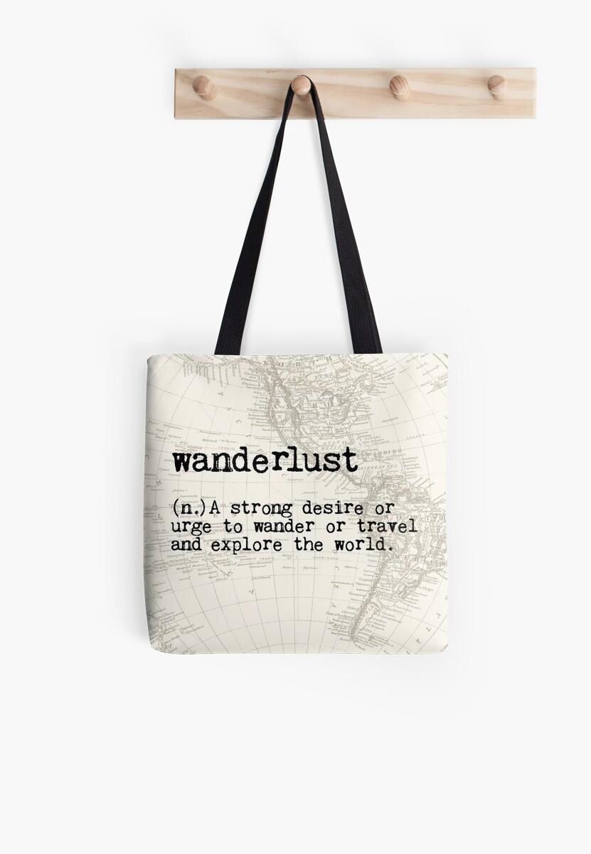 Wanderlust by wolfandbird