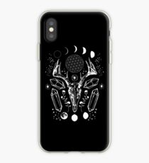 Crystal Moon. iPhone Case