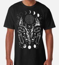 Crystal Moon. Long T-Shirt