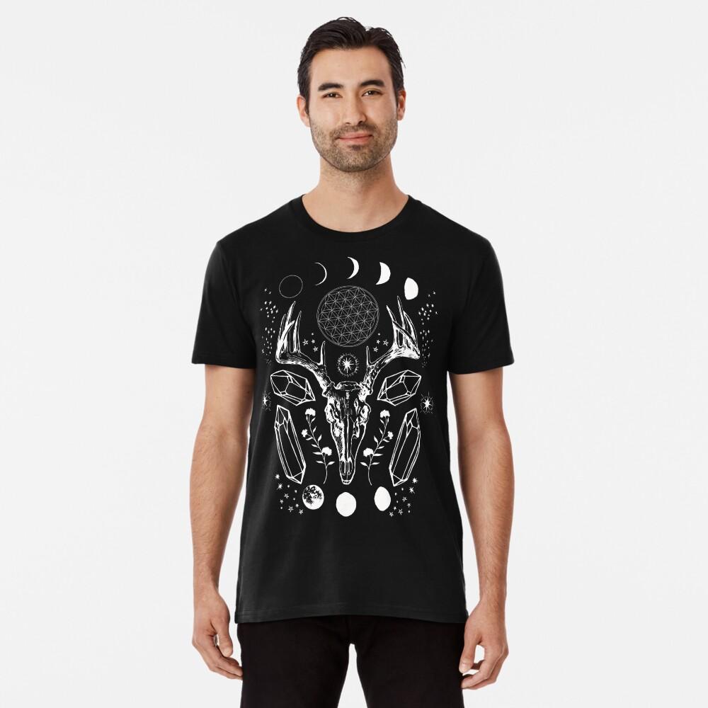 Kristallmond. Premium T-Shirt