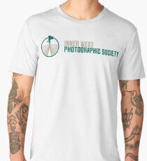 Inner West Photo Society - full logo Men's Premium T-Shirt