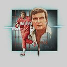The Bionic Man! by Pete Wallbank