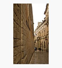 Mdina  Photographic Print