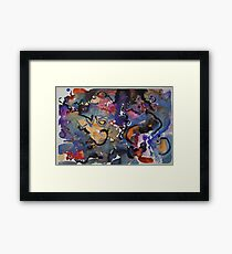 Plein Air Framed Print