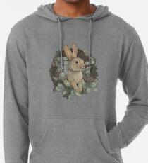 Winter Rabbit Lightweight Hoodie