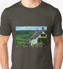 George Inn, Chideock,Dorset UK Unisex T-Shirt