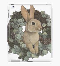 Winter Rabbit iPad Case/Skin