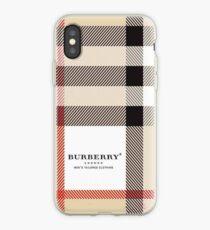 burberry iPhone Case