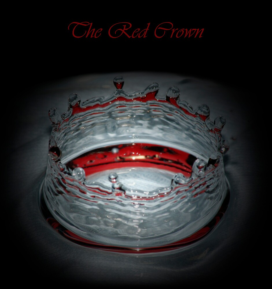 The Red Crown by Colin Shanley