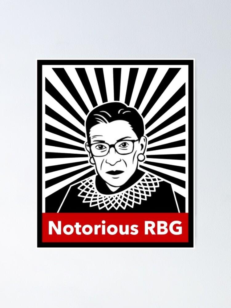 Alternate view of Ruth Bader Ginsburg Poster