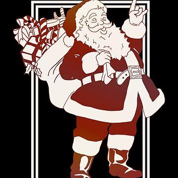 Metal Christmas  by Kaijester