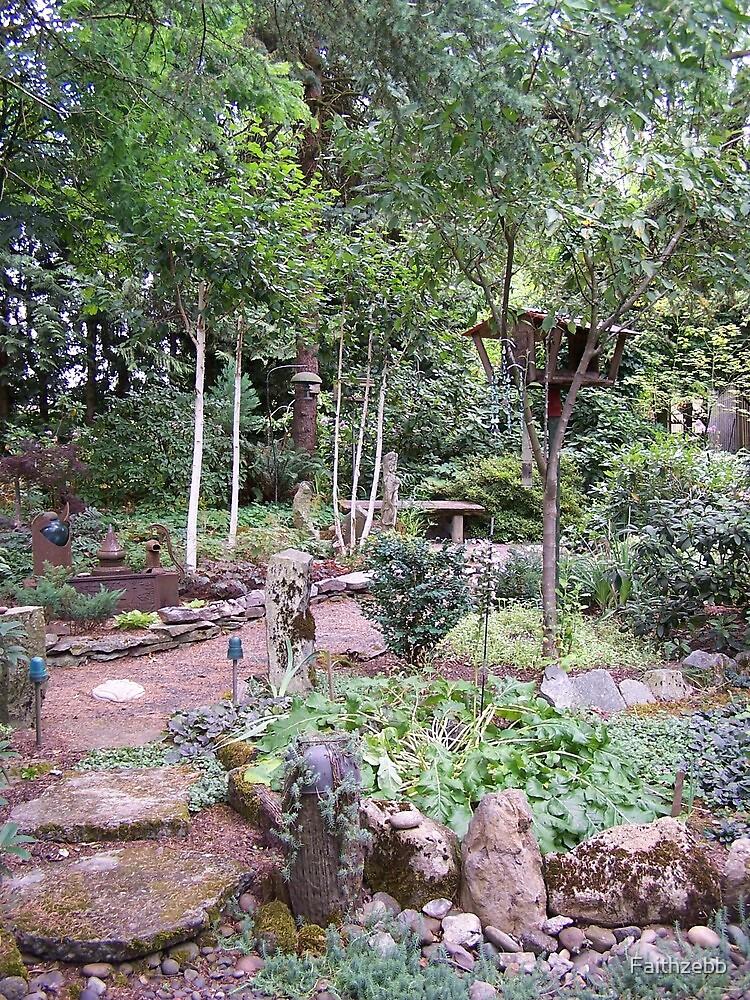 Garden Walk by Faithzebb