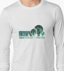 conseils du canada T-shirt manches longues