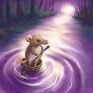 An Adventurous Mouse by Rachel Blackwell