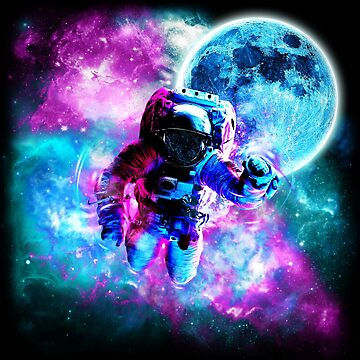 Space Walk by ratherkool