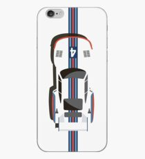Vinilo o funda para iPhone Porsche 935 Martini Design