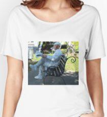 Morning Paper, Katikati, New Zealand Women's Relaxed Fit T-Shirt