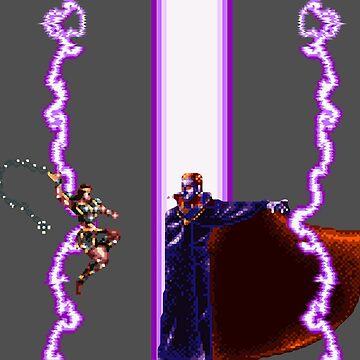 Super Castlevania IV - Simon vs Dracula by Justin-Case001