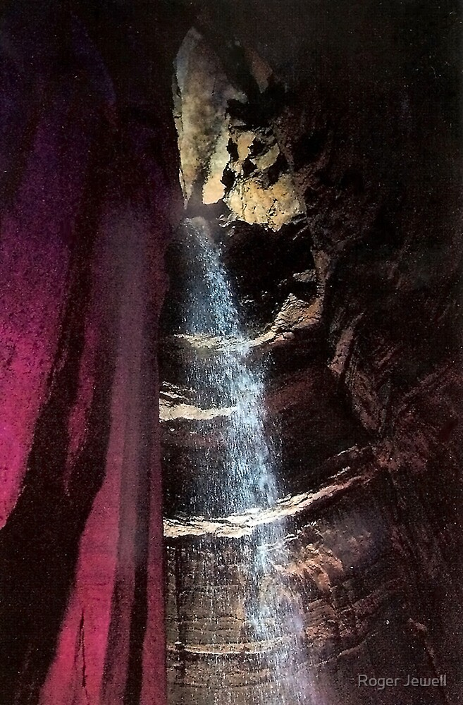 Ruby Falls by Roger Jewell