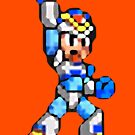 Mega Man X - Victory! by Justin-Case001