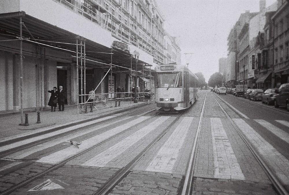 Tram by Floly