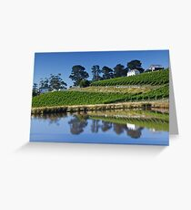 Tinderbox Vineyard Greeting Card