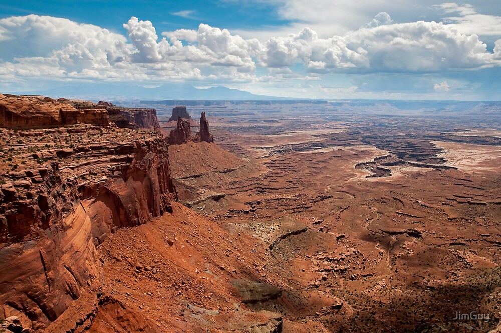 Canyonland #1 by JimGuy