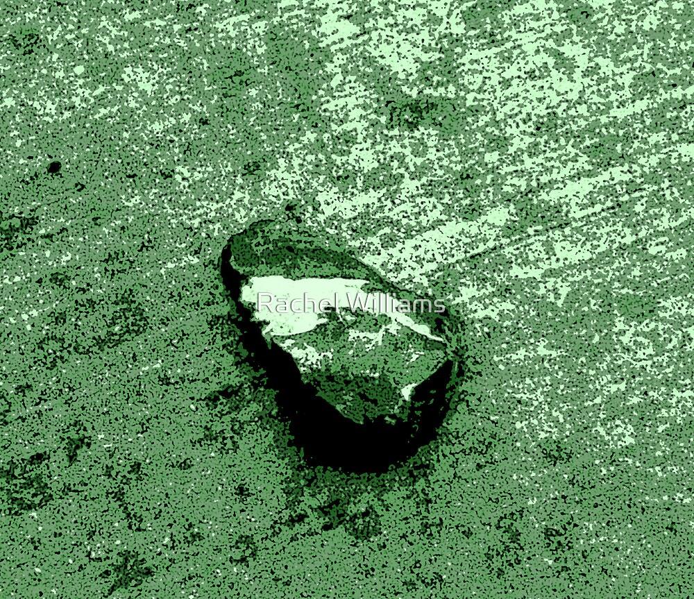 Magic stone by Rachel Williams