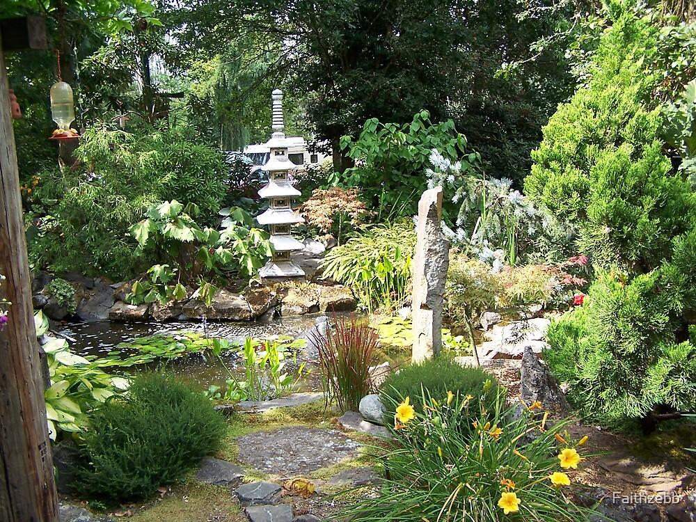 Pond Sculpture by Faithzebb