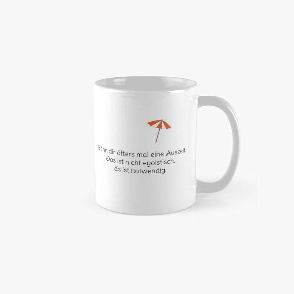 Kiara - Auszeit Tasse (Standard)
