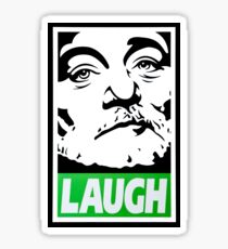 Bill Murray Laugh Sticker