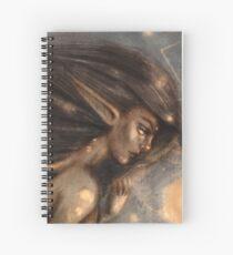 Cyberlight Spiral Notebook
