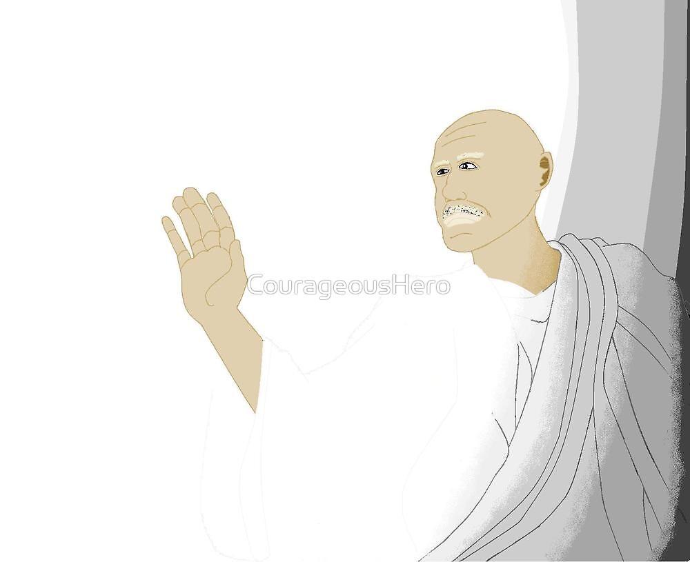 Satyagraha - The Great Mohandas Ghandi by CourageousHero