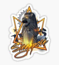 Singapore Sticker