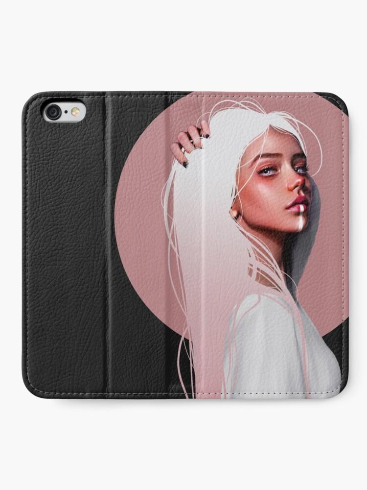 Alternate view of Josie IV iPhone Wallet
