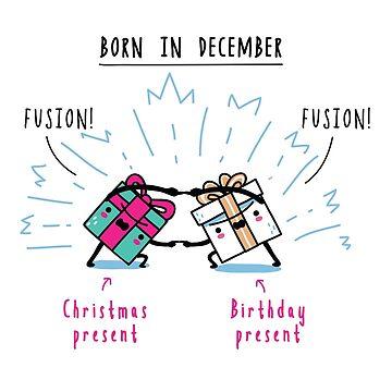 Born in december by AndresColmenare