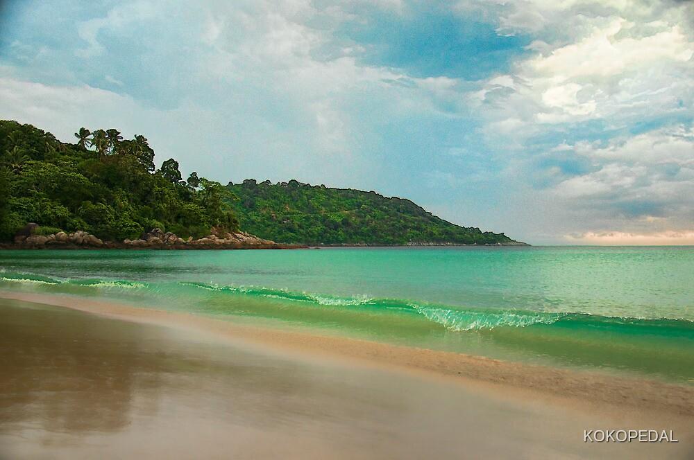 Kata Beach, Thailand by KOKOPEDAL