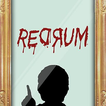 REDRUM by optimistrousers