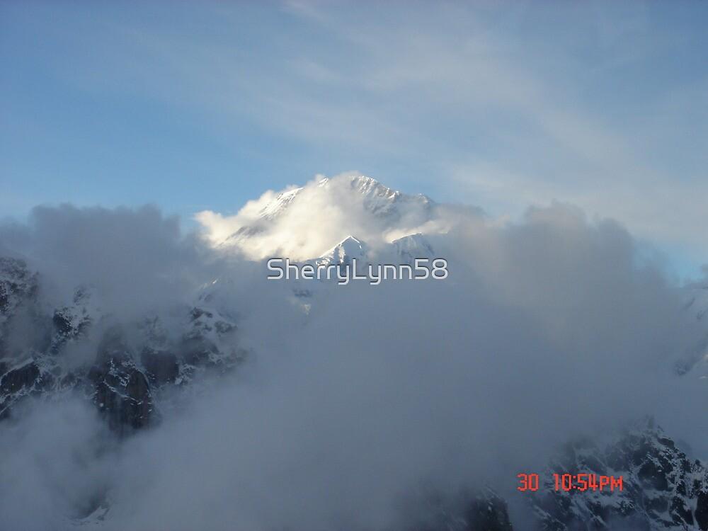 Mount McKinley (Denali)  by SherryLynn58