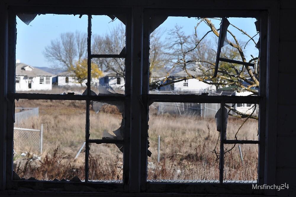 Through the Broken Glass by Mrsfinchy24