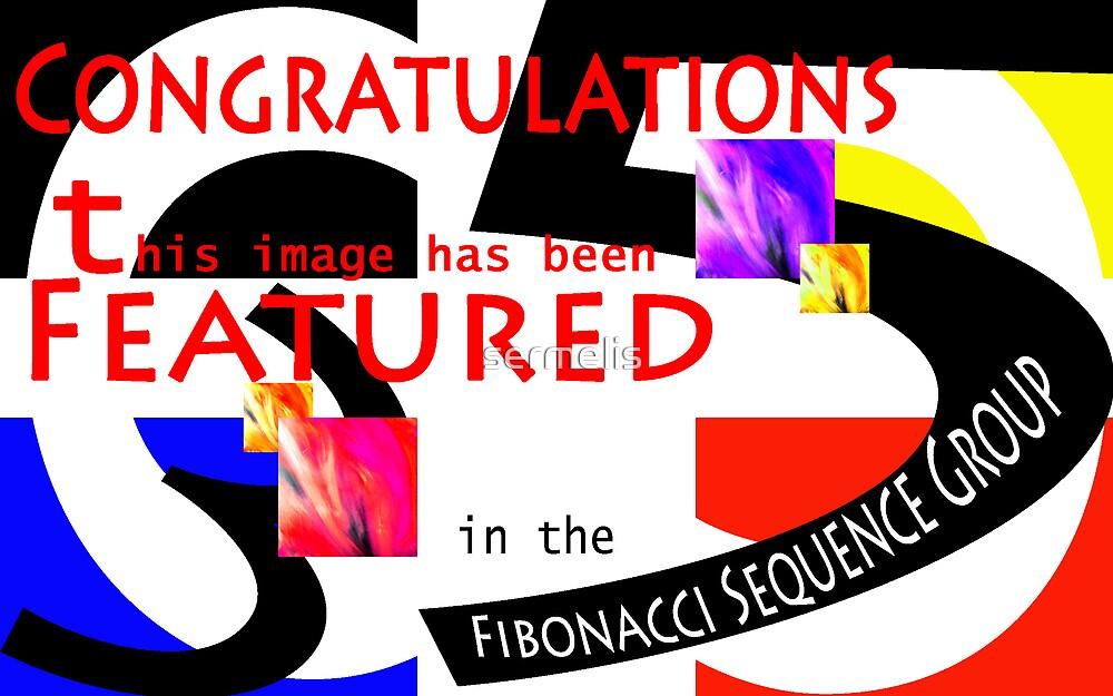 Fibonacci Sequience Group Featured by sermelis