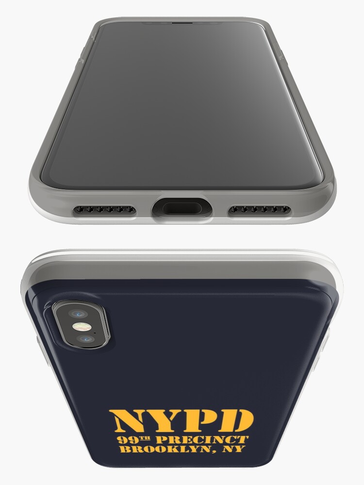 Alternate view of NYPD BROOKLYN 99th PRECINCT NEW YORK iPhone Case & Cover
