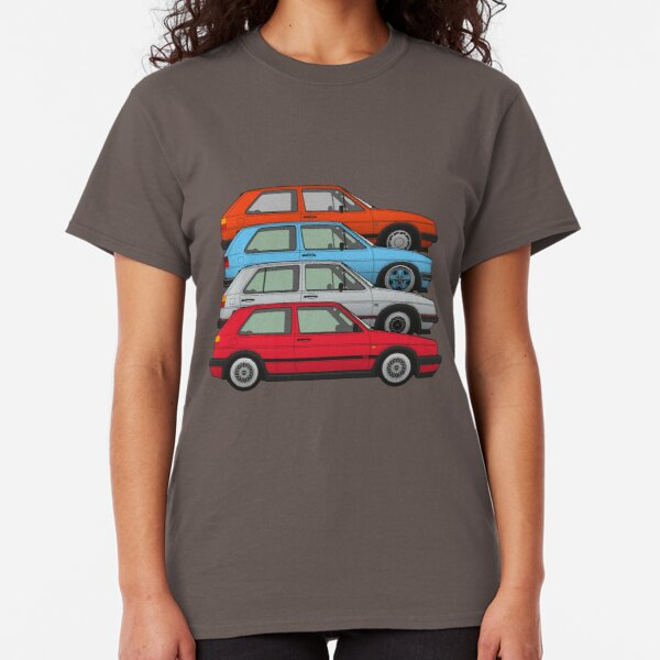 Golf MK2s Classic T-Shirt